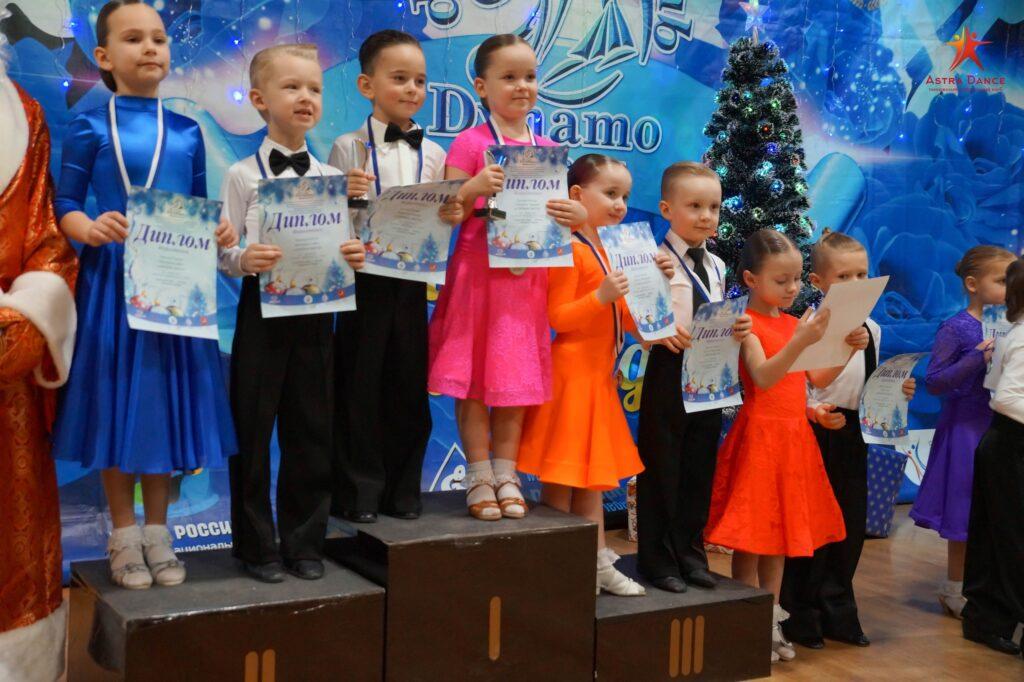 22 медали привезли спортсмены «Astra Dance»