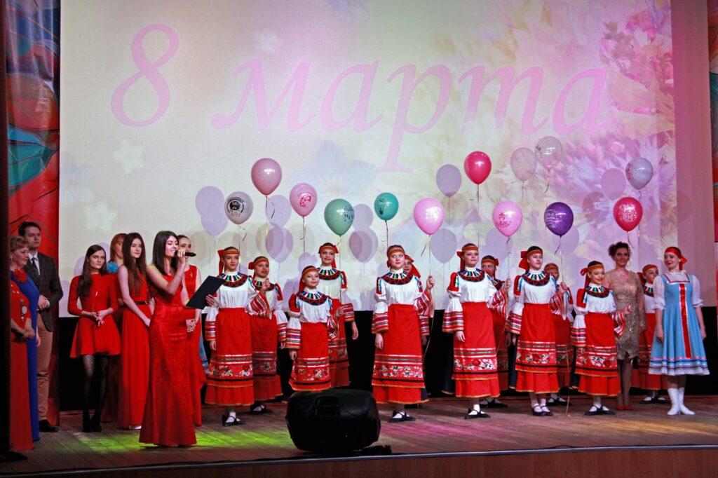 Праздничный концерт «Музыка весны»