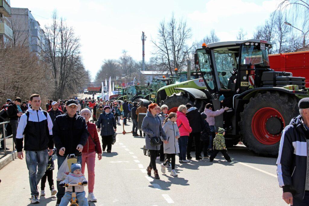 Фестиваль – выставка «Зарайская нива-2021»