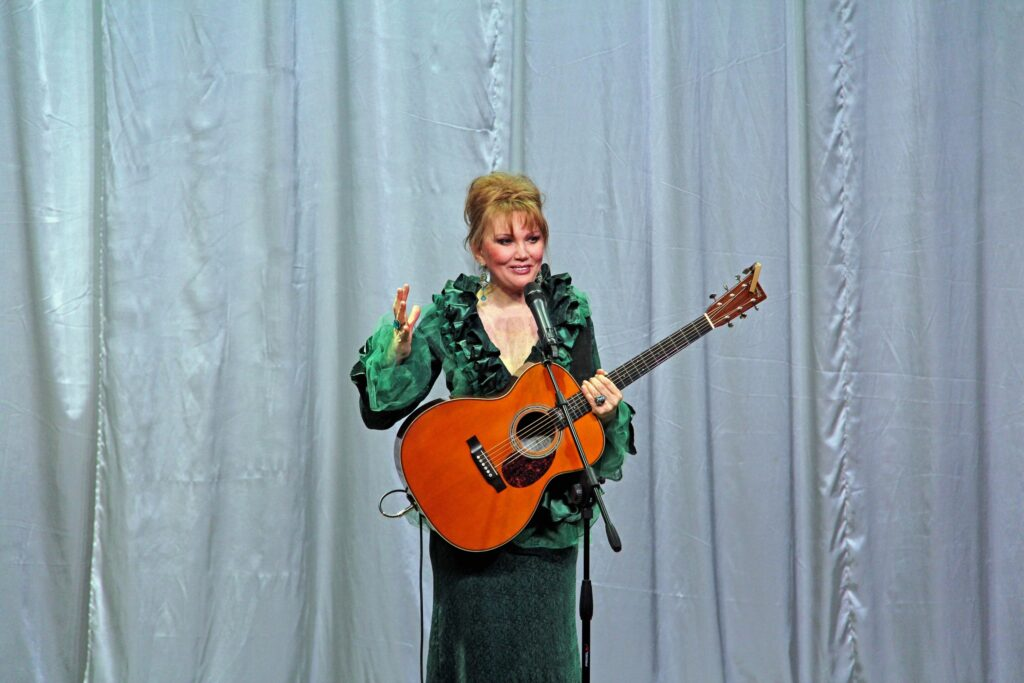 Сольный концерт Ольги Панюшкиной