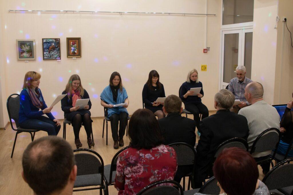 Театр «Сказка» поучаствовал в акции «Библионочь»