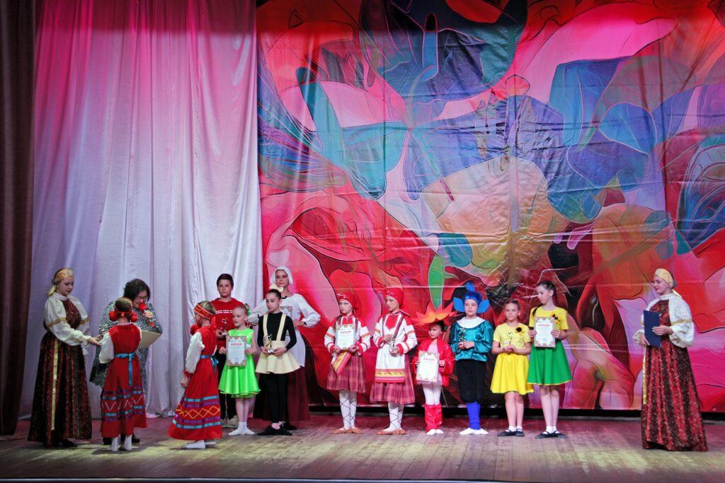 Состоялся XV ежегодный праздник танца