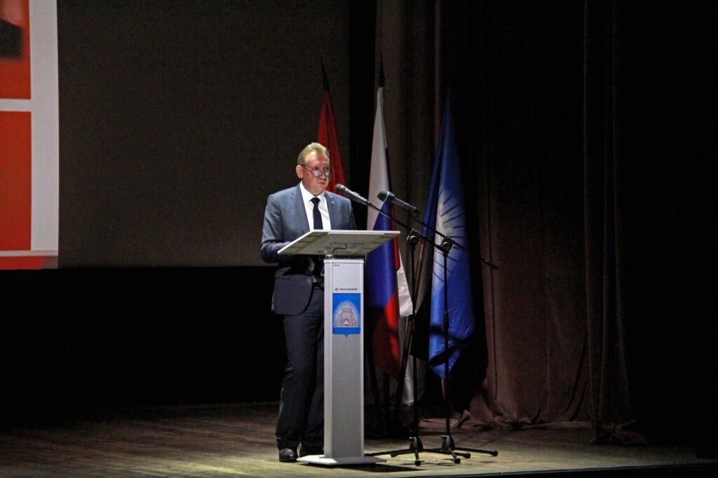 Отчет главы г.о.Зарайск В.А. Петрущенко