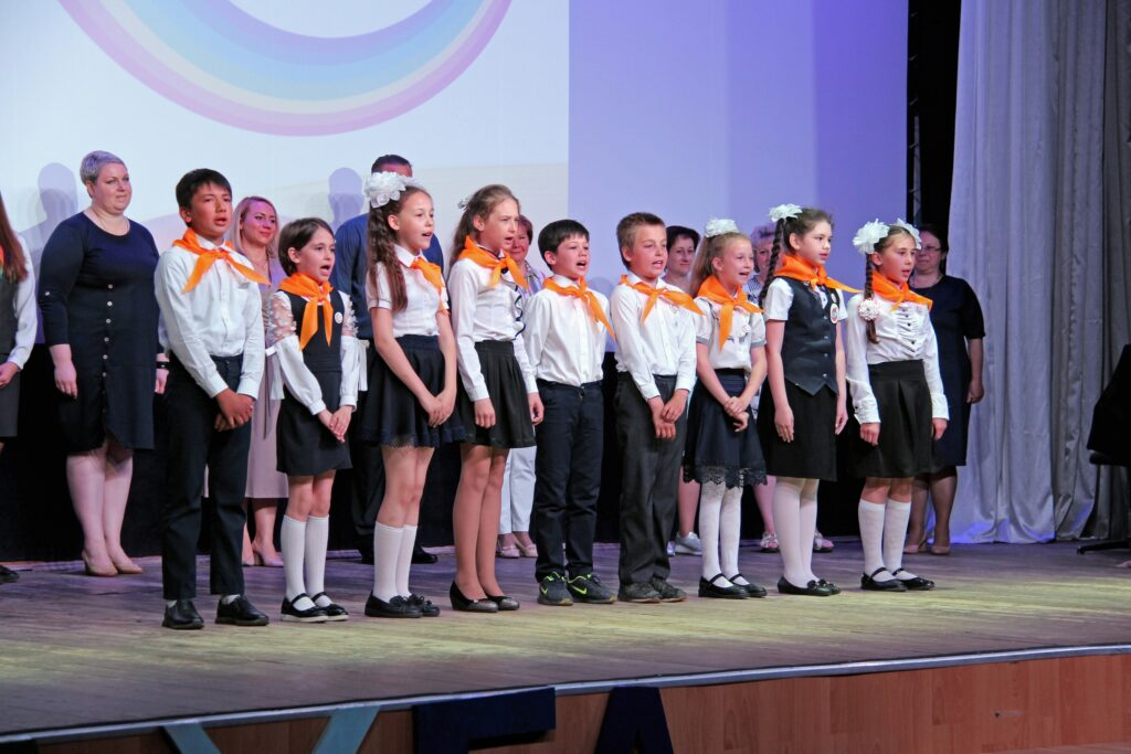 Детский праздник Зарайской ДОО «Радуга»